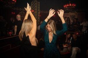 Babouchka Night Club Marrakech