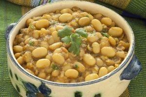 Moroccan Beans Salad