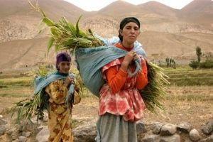 Berber Women Farming