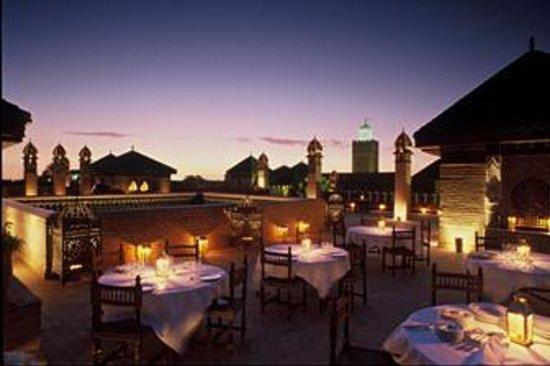 La Table dLa Table de La Sultana International Cuisinee La Sultana International Cuisine