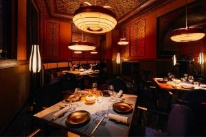 Lamamounia Asian Restaurant