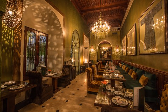 Lotus Privilege Restaurant Marrakech