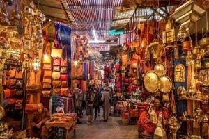 Marrakech Ancient Market