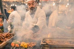 Moroccan BBQ