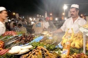 Moroccan Chicken & Sausage