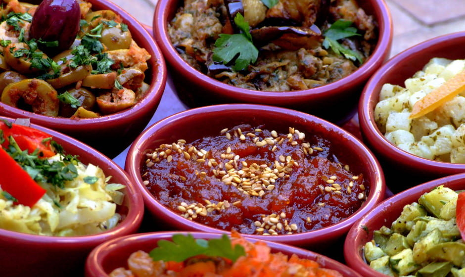 Morocco Cooking Tour