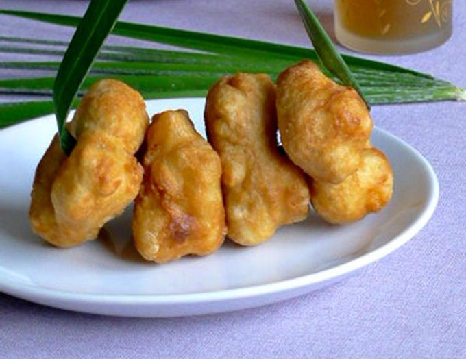 Moroccan Beignets