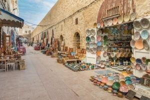 Shopping in Essaouira