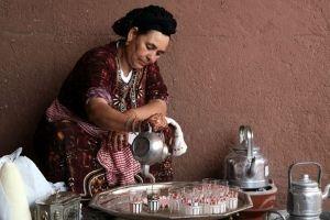 Tea with the Berbers