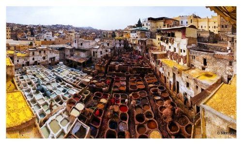 Fez Morocco Tourism