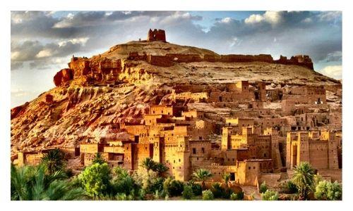 Morocco for Honeymoon