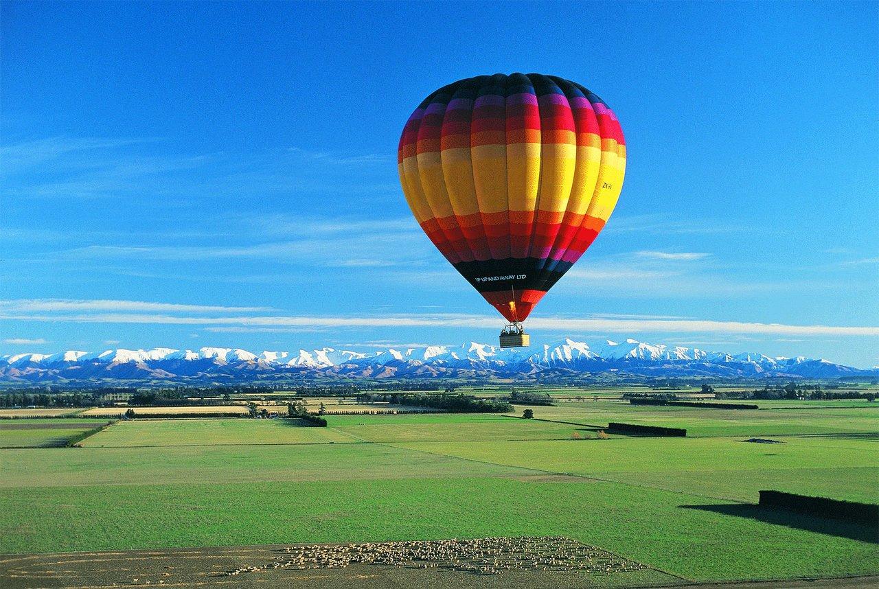 Marrakech Hot Air Balloon