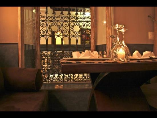 le comptoir du Pacha Restaurant Marrakech