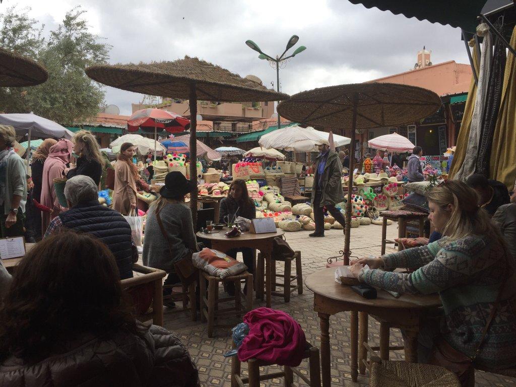Morocco Culinary Journey